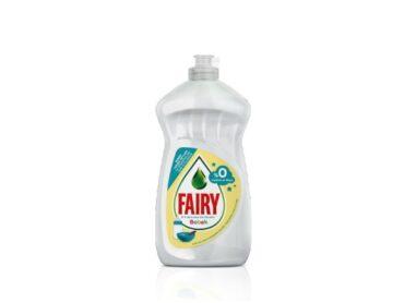 Bebeklere özel sıvı bulaşık deterjanı
